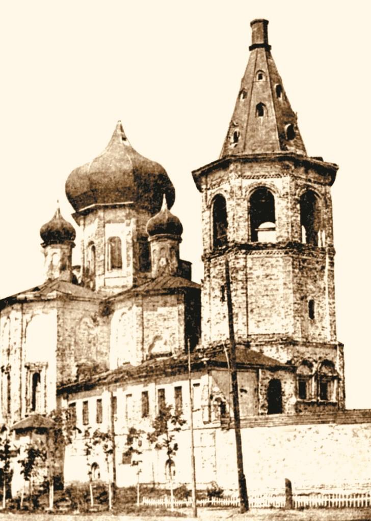 Петропавловский храм в годы советской власти