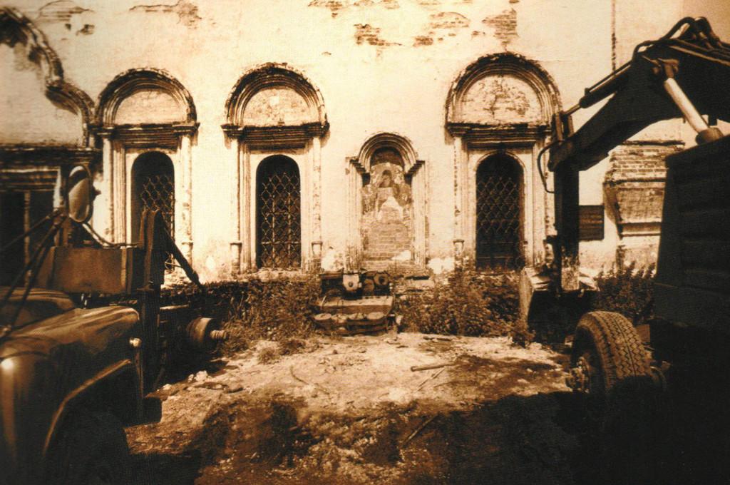 Свято-Троицкий монастырь в годы советской власти