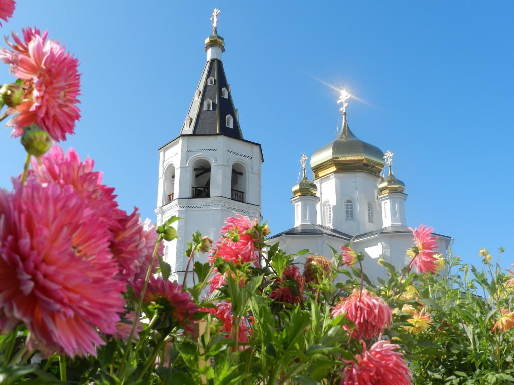 Петропавловский храм (1726-1755)